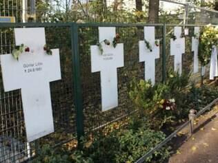 Alemanha revive dor e superação nos 25 anos de derrubada do Muro de Berlim