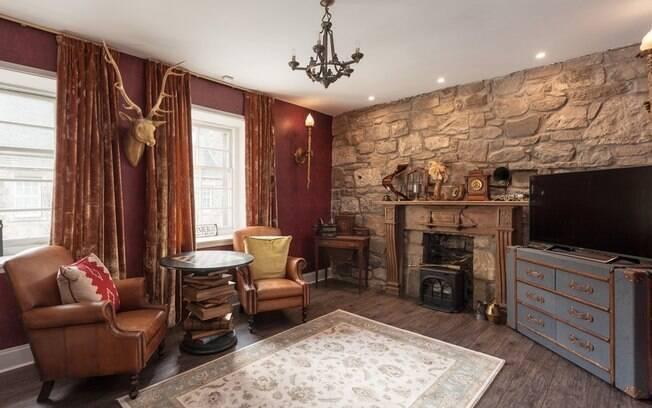 O hotel inspirado em Harry Potter fica na Escócia e todos os detalhes fazem os visitantes se sentirem dentro da história