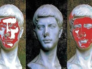 Pobre Virgílio! Vivesse hoje em dia, não lhe bastaria uma cara bonitinha para se tornar famoso