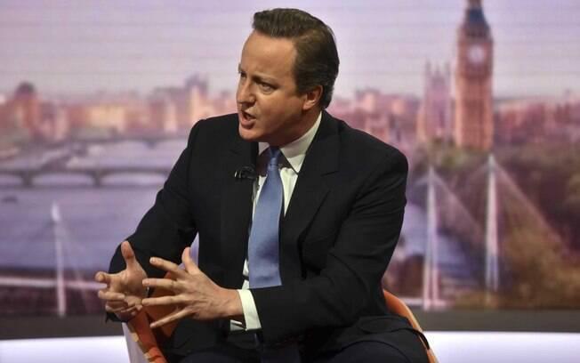 Primeiro-ministro David Cameron era um dos principais nomes da campanha pela permanência
