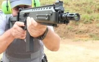 Polícia Militar do Distrito Federal vai devolver 400 submetralhadoras Taurus
