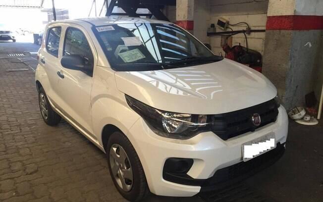 Fiat Mobi aparece novamente, na versão Easy. Chega às lojas em abril.