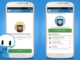 Disponível apenas para Android, PSafe Total protege o smartphone de vírus, spams e até de curiosos. Gratuito, o app tem também sistema antifurto e função de cofre