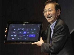 Asus terá Transformer AiO, híbrido de computador e tablet com tela de 18 polegadas e Windows 8