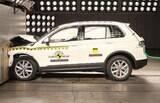 Novo Volkswagen Tiguan tira nota máxima em teste de colisão