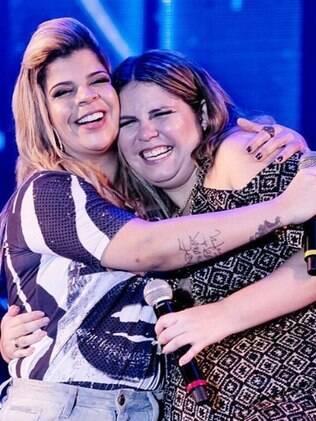 Paula Mattos e Marília Mendonça cantam juntas o hit