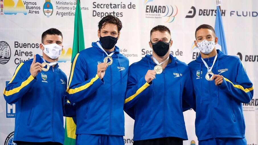 Equipe brasileira conquista 31 medalhas
