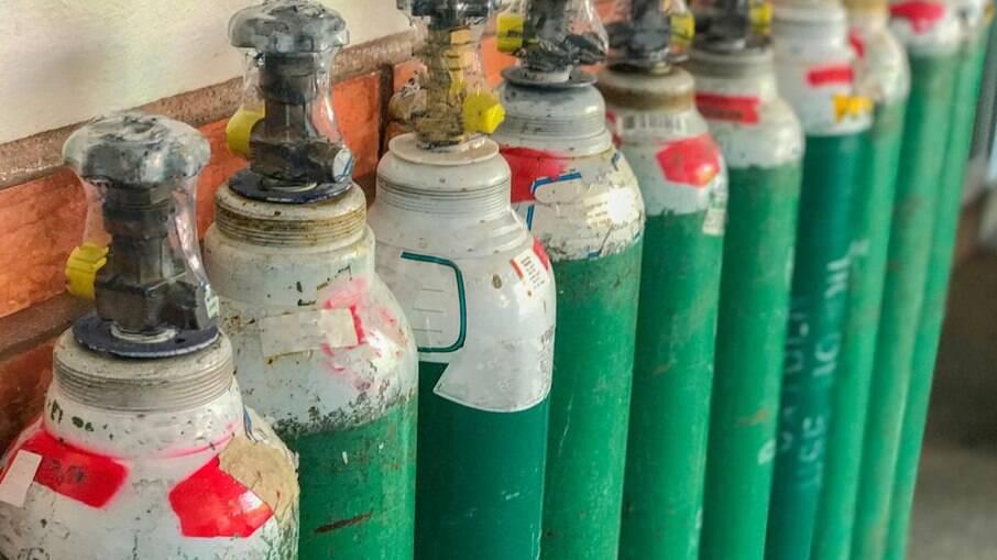 Governo informa à PGR entrega de oxigênio para RO e AC a partir desta segunda