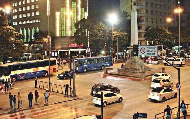 pirulito da praça sete em Belo Horizonte