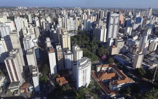 Campinas foi elevada ao status de metrópoles pelo IBGE.