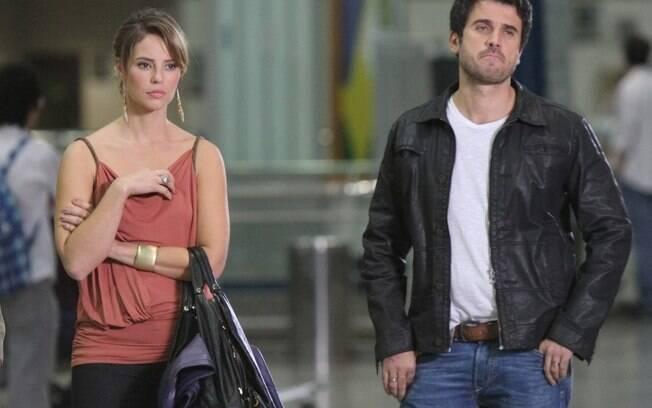 Marina e Pedro: plano para colocar Léo e Norma na cadeia