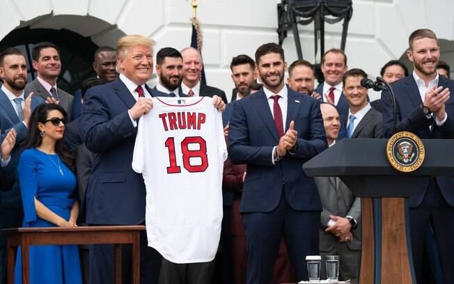 Construção de muro na divisa com o México foi uma das promessas de campanha de Donald trump