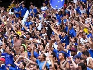 Mineirão vai receber mais de 60 mil pessoas neste domingo para o duelo que pode valer a taça