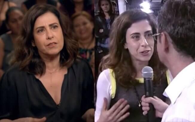 Fernanda Torres causou ao participar do