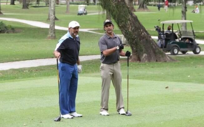 Humberto Martins e Marcos Pasquim