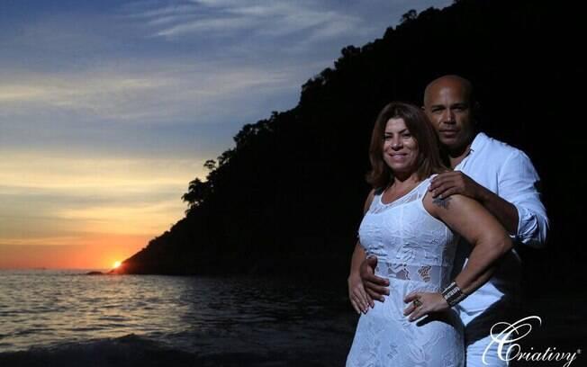 Cantor Rick e Geralda: casamento será oficializado nesta terça-feira (03)