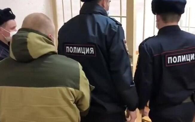 Assassinato na Rússia