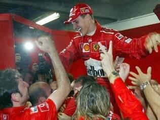 Morre suspeito de roubar laudo médico de Schumacher