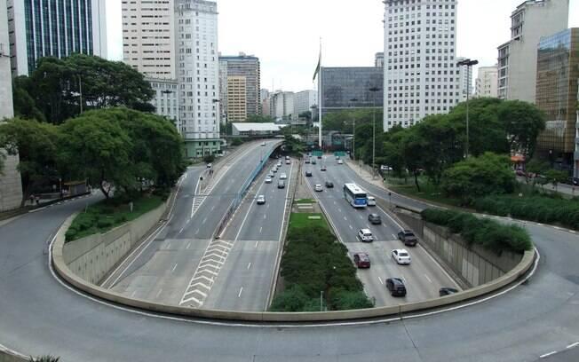 São Paulo terá dia sem chuvas e vias interditadas nesta segunda-feira (1 º)