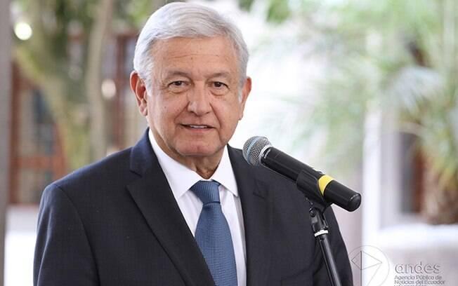 López Obrador, presidente do México