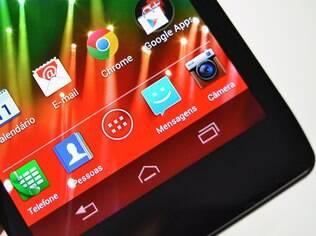 Razr HD vem com versão 4.0 do Android