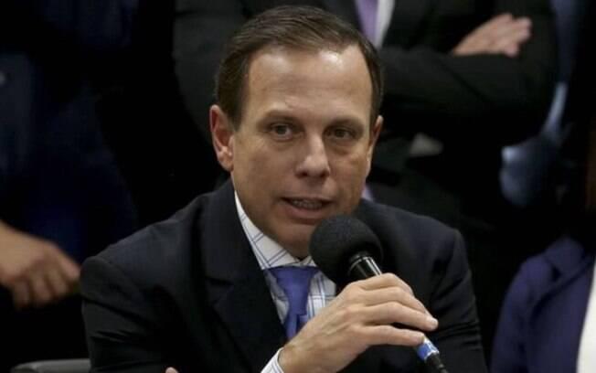 Defesa de João Doria vai recorrer contra bloqueio de bens do governador