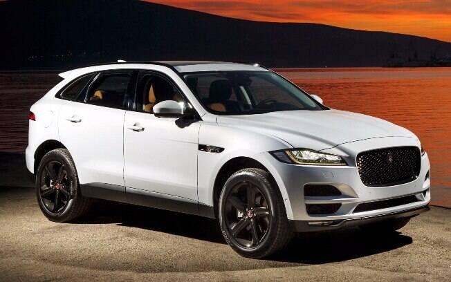 Jaguar F-Pace: eleito Carro do Ano no mundo superando rivais de peso, como Toyota C-HR e Volkswagen Tiguan