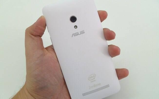 Zenfone 5 tem tela de 5 polegadas