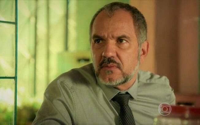 Germano (Humberto Martins) vai atrás de Gilda (Leona Cavalli) em Totalmente Demais