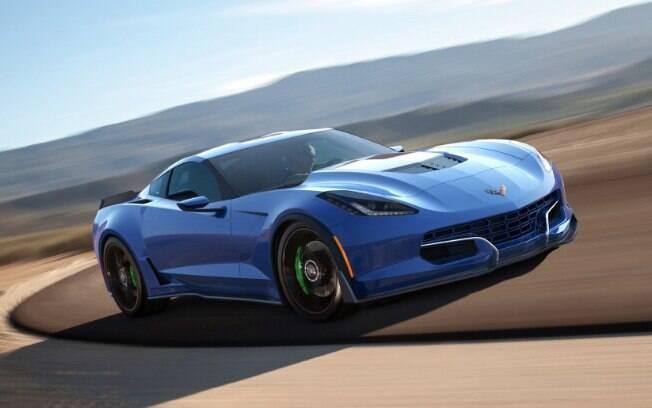 Agressivo, o Chevrolet Corvette GXE da Genovation Cars poderá ser inteiramente personalizado