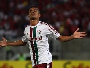 Autor de dois dos três gols do Flu na vitória sobre o América-RN, Cícero quer manter boa fase