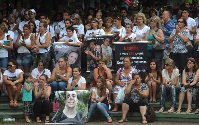O MPF defende júri popular para acusados por tragédia em Boate Kiss; 242 pessoas morreram no episódio em 2013