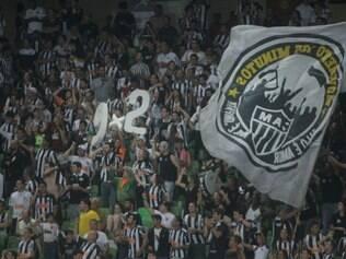 Esportes - Belo Horizonte, Mg. Copa do Brasil. Atletico e Cruzeiro jogam pela final do Campeonato Brasileiro na Arena Independencia em Belo Horizonte, Mg. Fotos: Leo Fontes / O Tempo - 12.11.14