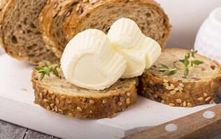 Pão de forma de sorgo