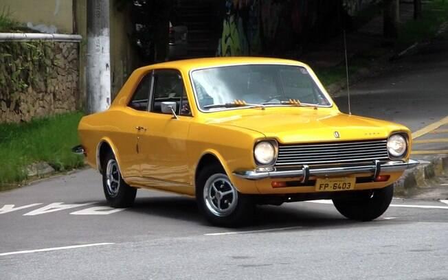 Ford Corcel I: raro exemplar amarelo parece ter acabado de sair da concessionária, de tão bem conservado