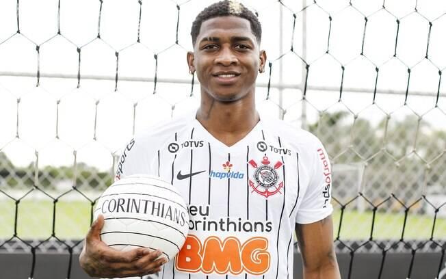 Yony Gonzalez é o novo reforço do Corinthians