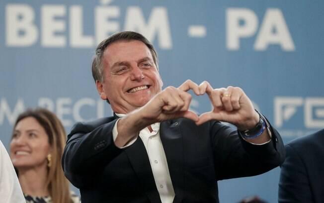 Bolsonaro será o primeiro presidente eleito a participar da Marcha