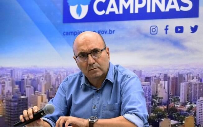 Dário apresenta medidas de combate a pandemia em Campinas