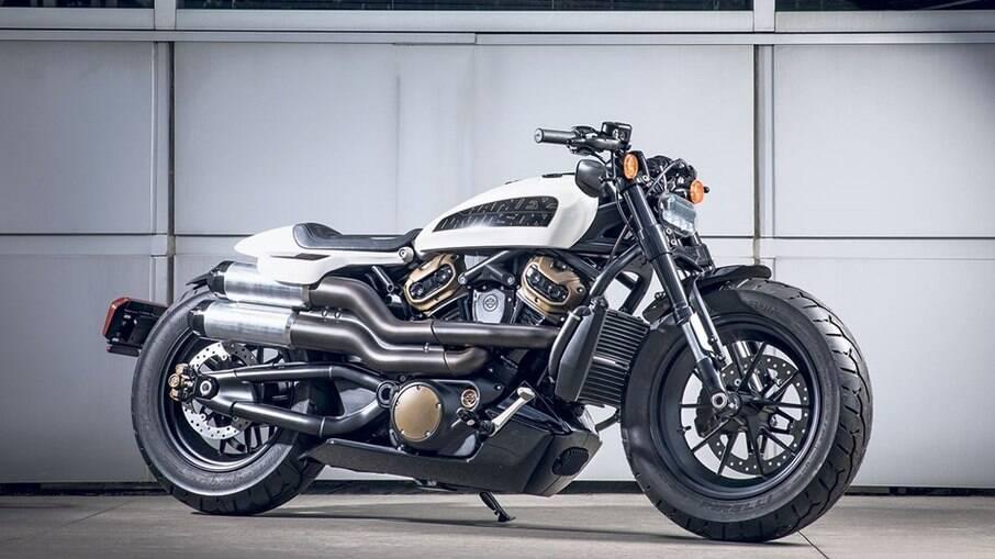 Harley Davidson por enquanto é conhecida como