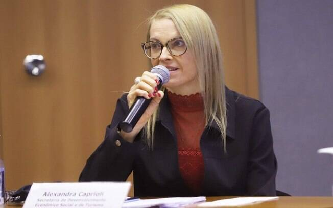 Dário confirma Alexandra Caprioli como nova secretária de Cultura
