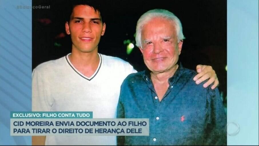 Roger e Cid Moreira
