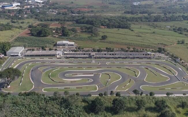 Kartódromo de Paulínia terá 31 pilotos no Brasileiro de Kart