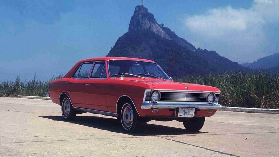 Chevrolet Opala foi o carro no qual o presidente JK faleceu depois de ter passado por um acidente de trânsito