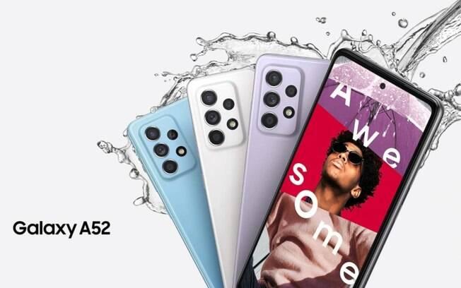 Samsung lança 4 novos Galaxy A no Brasil com telas melhores e modelo 5G