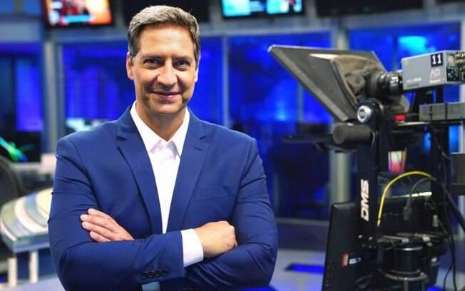 Luís Ernesto Lacombe é novo contratado da emissora Rede TV!