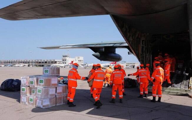 Brasil decide manter a ajuda humanitária em Moçambique