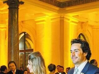 Sonho. Casamento de Patrícia Leite, que aconteceu no sábado, dia 17, no Museu de Artes e Ofícios