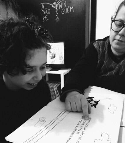 Ensino remoto é desafiador para mães de jovens com deficiência