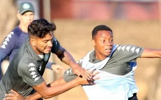 Guarani se reapresenta e faz coletivo com equipe sub-20