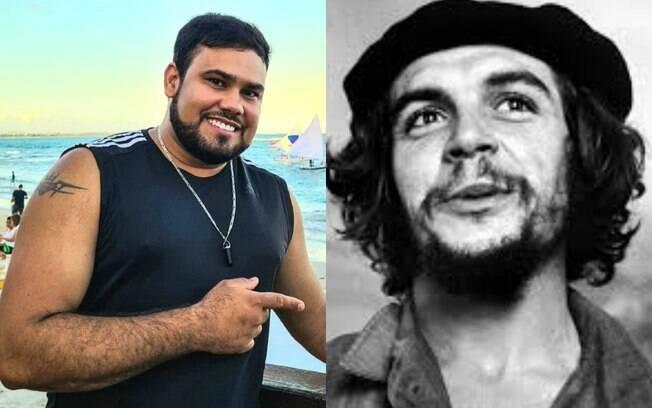 Jose e Ernesto Che Guevara